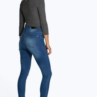 High Waisted Skinny Jeans | Norliden