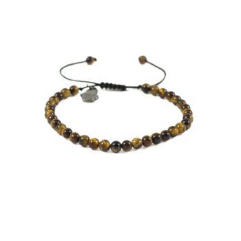 Beaded Tiger Eye Bracelet | Norliden