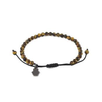 Beaded Tiger Eye Bracelet2 | Norliden
