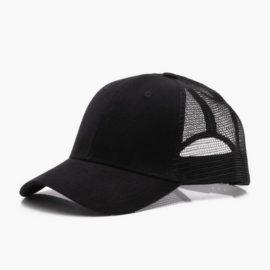 Black Trucker Cap | Norliden