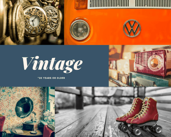 Sell Vintage Items | Norliden