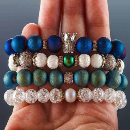 Jewelry natural stone