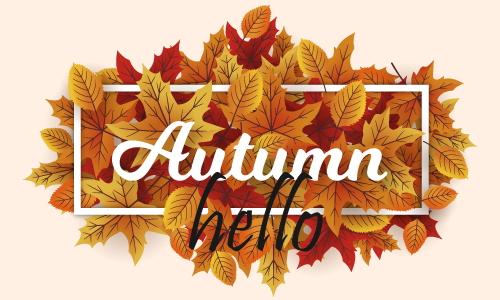 Hello Autumn Mobile   Norliden
